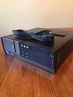 Dell Optiplex 990 SFF Core i5-2500 3.3GHz, 8GB RAM Dual HDD, One SSD, Windows 10