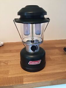 Coleman Lantern with 24 batteries