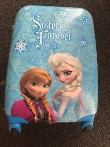 Frozen Luggage and Accessories Lot