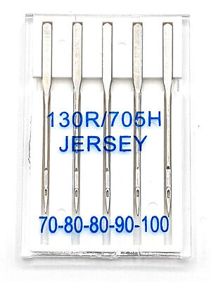 Nähmaschinennadel System 130R//705H LEDER Nr 100