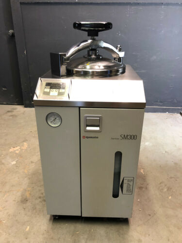 Yamato SM300 Automatic High Pressure Steam Sterilizer / Autoclave