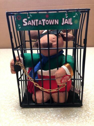 Santa Town Jail Dr. Elmo Grandma Got Run Over By A Reindeer Dan Dee *SAVE*