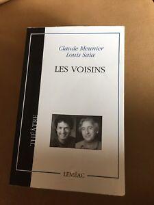 Roman Les Voisins