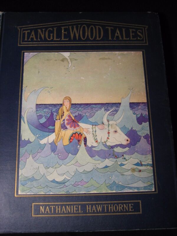TANGLEWOOD TALES COLLECTIBLE PENN PUB, 1921 IST PRINT