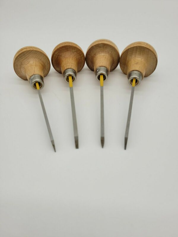 Jeweler Engraving Tools Gravers Metal Engraving With Handle Set Jewelry Sharp