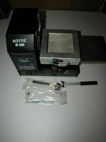Hot Plate System AOYUE SP 3500 BGA rework soldering system station REBALL