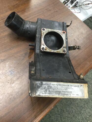 Piper Pacer Early TriPacer Carburetor Air Box Assy P/N 12746-00