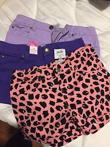 Girls size 12 shorts (3) Iluka Joondalup Area Preview