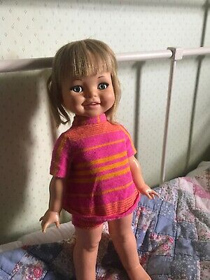 Vintage Ideal Giggles Doll