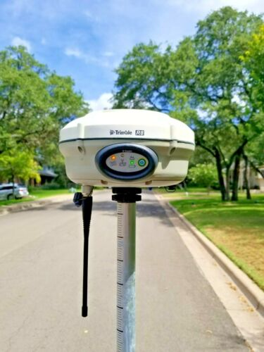 Trimble R8 Model 4 GPS GNSS Glonass Galileo Beidou RTK Base or Rover Receiver
