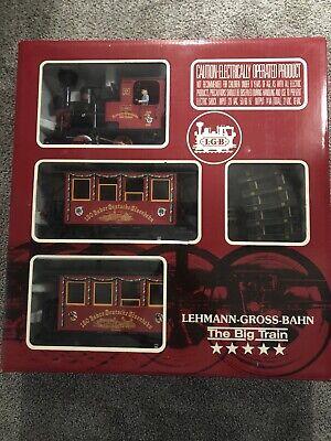 LGB 20150 The Big Train 150 Year Christmas Decorated Starter Set