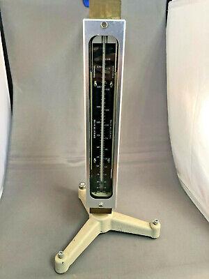 Brooks Model 9706hc029443 Rotameter Flowmeter