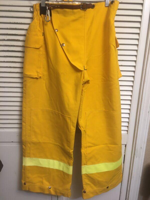 Lion Body Guard BG-1971 Turnout Firefighter Pants 38x28