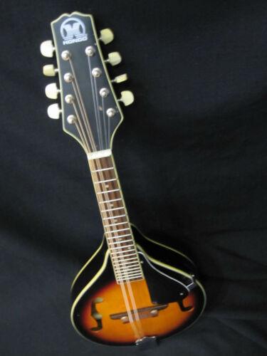 Vintage Hondo A-Style Mandolin w/case
