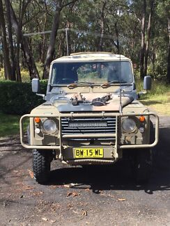 Army Land Rover 110 Gumtree Australia Free Local Classifieds