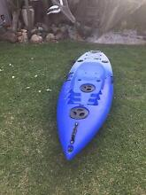 canoe with carbon fibre paddle Wollongong 2500 Wollongong Area Preview