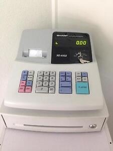 Sharp XE-A102 Cash Register Tamworth Tamworth City Preview