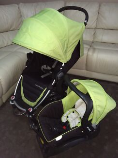 Steelcraft Agile Pram with Capsule in Great Condition  Mount Barker Mount Barker Area Preview