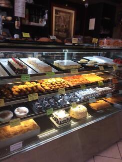 Cafe and bakery for sale