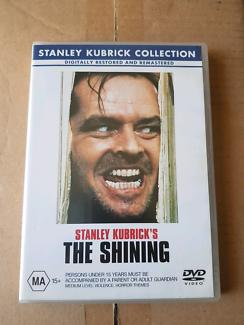 Stanley kubrick's The Shining DVD