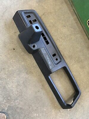 John Deere Gator 6 X 4 . 2 X 4 Dash Panel M113111 Used 521