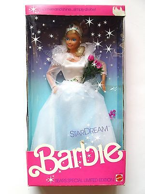 1987 Sears Special Limited Edition StarDream Barbie
