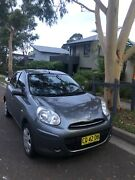 Nissan micra 2012 ST-L Warriewood Pittwater Area Preview