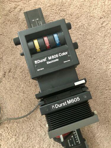 DURST M605 COLOR ELECTRONIC ENLARGER