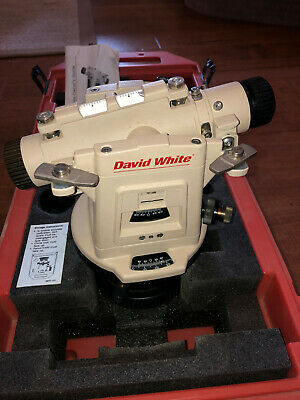 David White Lt8-300p - 26x Transit Level With Case