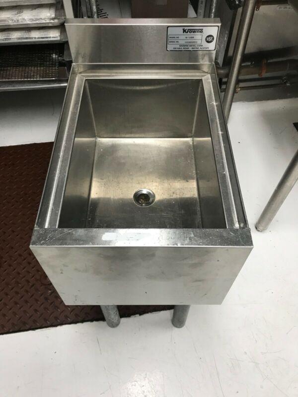 Krowne Restaurant Ice Well Model 18-12IBR