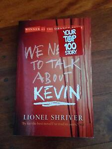 We Need to Talk About Kevin by Lionel Shriver Mount Gravatt Brisbane South East Preview