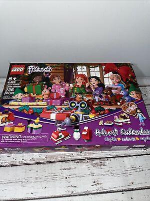 LEGO Friends Advent Calendar 41420 NEW Open Box Complete