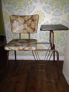 Vintage gossip bench or telephone table