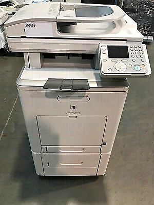 Canon Imagerunner C1030if A4 Color Laser Copier Printer Scanner Mfp 30ppm