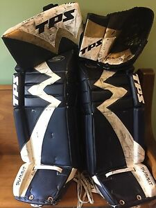 Used TPS goalie gear