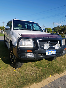 2000 LANDCRUISER GXL 4X4 Perth Perth City Area Preview