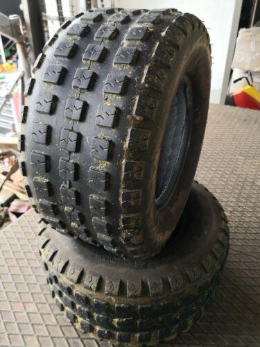 2 Stück Original Reifen für Stiga Park Aufsitzmäher
