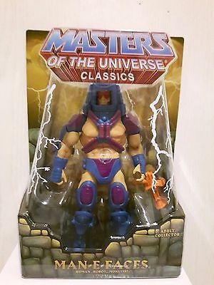 Masters of the Universe Classics Man-E-Faces MOTUC MOC Erstausgabe Erstauflage