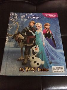 Frozen my busy book