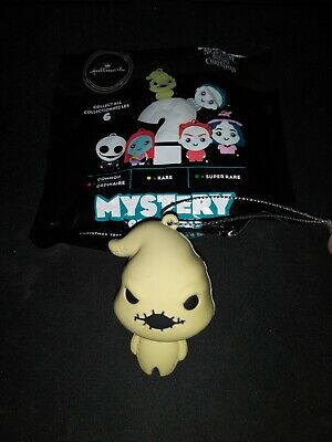 HALLMARK NIGHTMARE BEFORE CHRISTMAS MYSTERY SUPER RARE ORNAMENT OOGIE BOOGIE