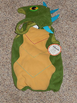 Clearance Pottery Barn Kids Iguana Costume Size 12-24 months