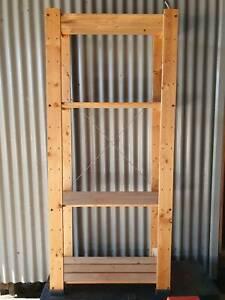 Wooden Storage System IKEA Furniture