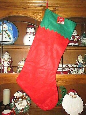 JUMBO SIZE CHRISTMAS STOCKING  EXTRA BIG 36.5