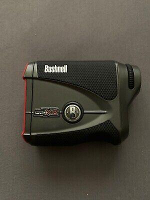 Bushnell Pro X2 Golf Laser Rangefinder w/ Slope, Jolt