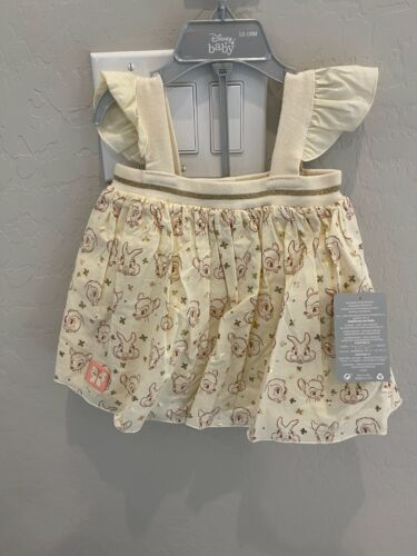 NWT Disney Bambi 2pc outfit SZ 12-18M