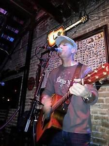 Acoustic Guitarist/Singer Forestville Warringah Area Preview