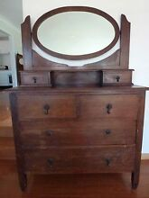 Antique Dresser Nowra Nowra-Bomaderry Preview