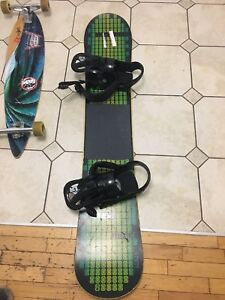Forum image snowboard (BINDINGS AND BOOTS)