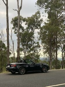 2017 Abarth 124 Spider 6 Sp Manual 2d Roadster