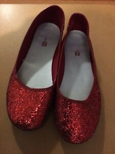 Girls Sparkly Dress Shoes